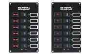 Switch And Fuse Panels Fi